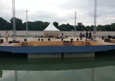 Bundek plutajuća pozornica