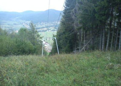 Ski lift Čelimbaša Mrkopalj