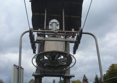 Ski lift Tršće