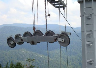 Cable car Bjelolasica