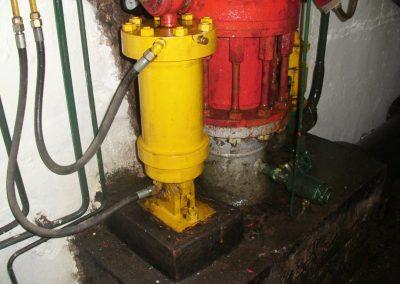 Hidro power plant Dubrovnik