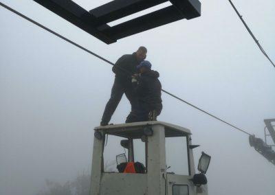 Cable car Platak