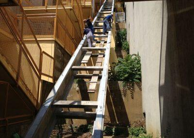 Leaning lift Ksaver