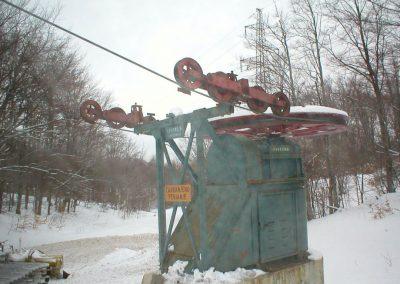 Ski lift Velebno