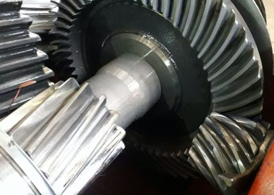 Gearboxes and gears