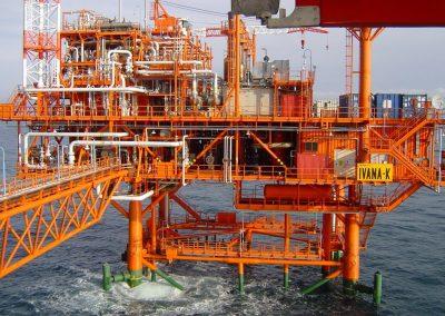 Plinske platforme